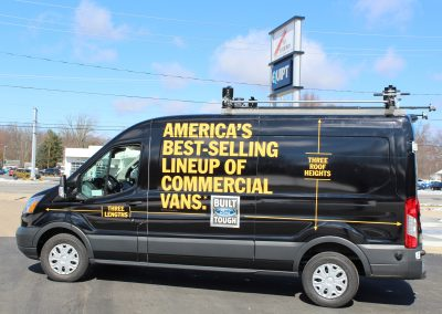 Ford Van Wraps