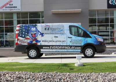 EZ Breathe Van Wrap