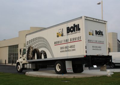 Bohl Semi Graphics Vinyl