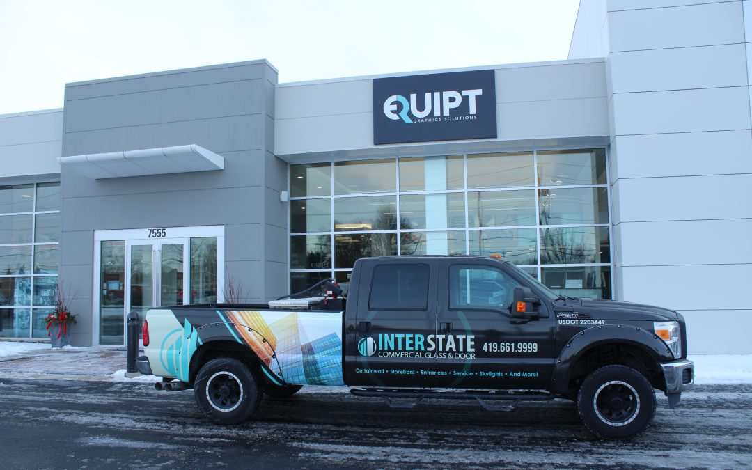 Interstate Truck Custom Graphics