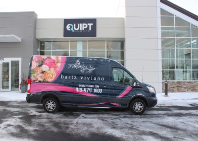 Bartz Vivano Van Graphics Wrap