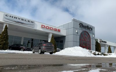A Dealership's Dream Partner: Why Charlie's Dodge Chrysler Jeep Ram Chooses EQUIPT Graphics Solutions Every Time