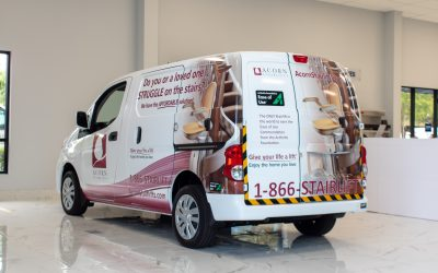 6 Reasons to Wrap a Vehicle (Advertising Is Only One!)