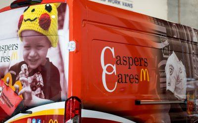 Caspers Van Case Study